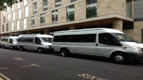 Reliable Minibus and Coach Hire London